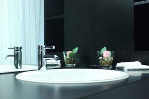DASBREITEHOTEL bathroom with style