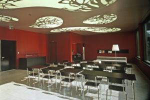 Designhotel - Frühstücksraum im Hotel in Basel