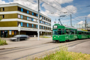 Beste Verkehrsanbindung: Öffentlicher Verkehr in Basel
