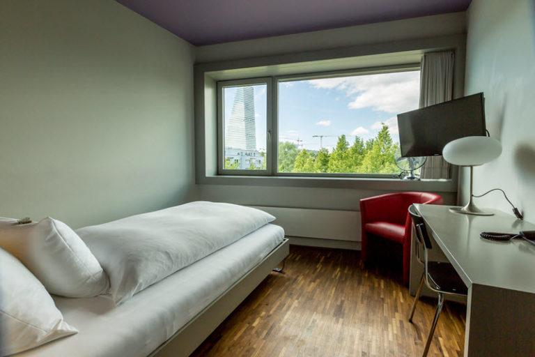Design Riverside Room Single