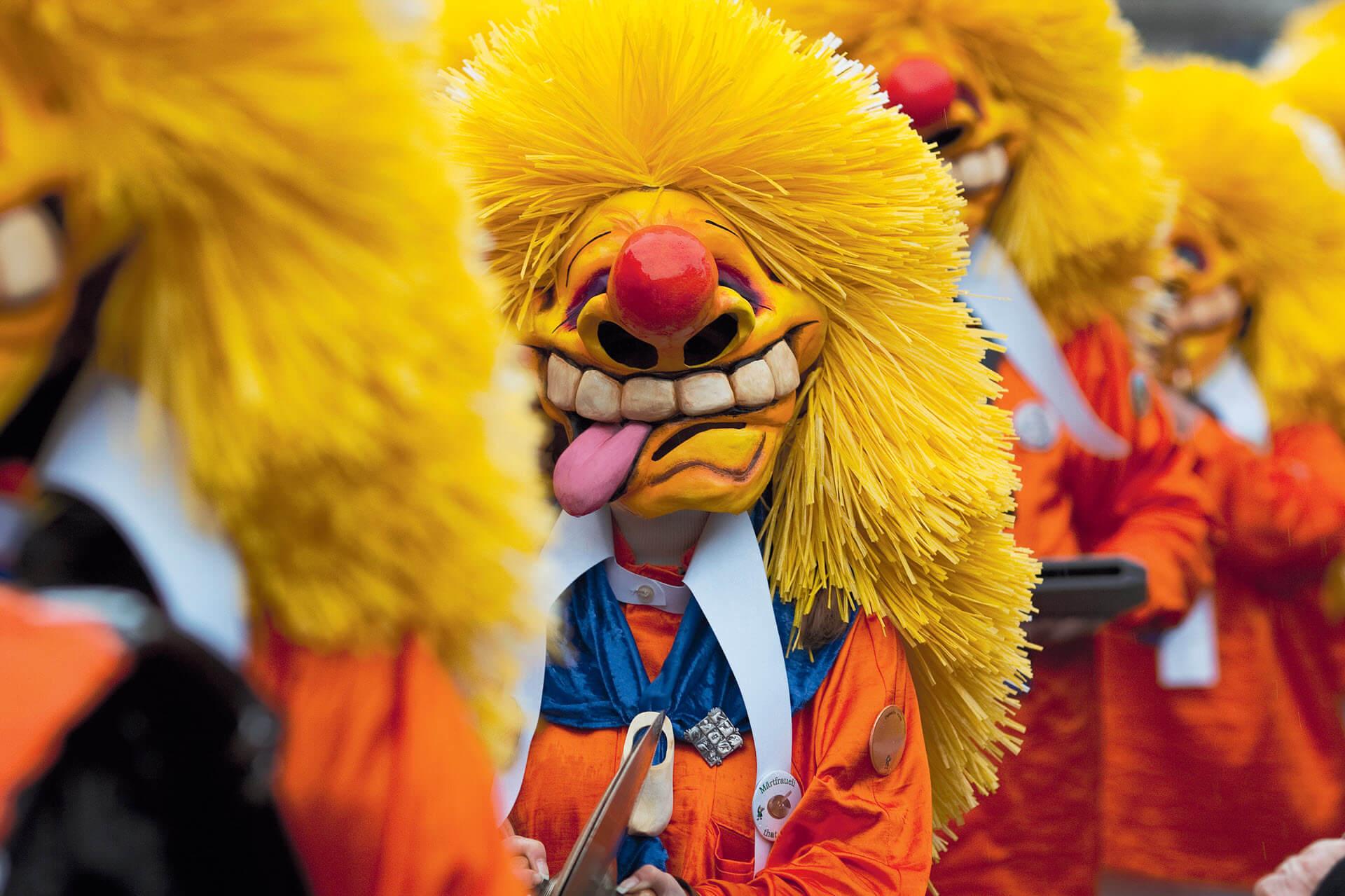 Basler Fasnacht Basel Carnival