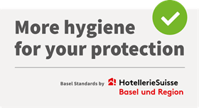 More hygiene for your protection
